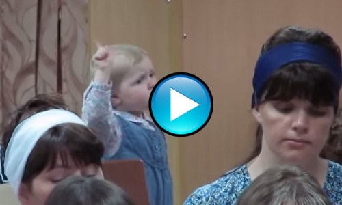 Cutest Thing You Will See Today – Watch This Little Girl
