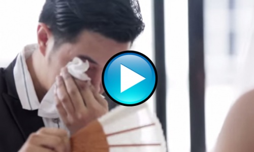 This Wedding Will Make You Cry… Sad, But Happy