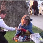 Amazing Kind Waiter – Helps Homeless