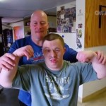What a Hero! Watch What he Does for Those With Disabilities thumbnail
