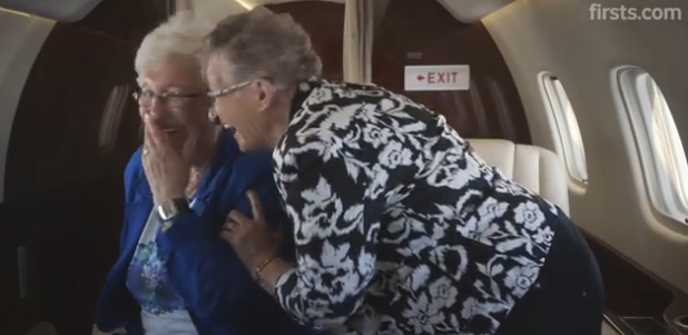So Funny – These Grannies Will Fly Away With Your Heart thumbnail